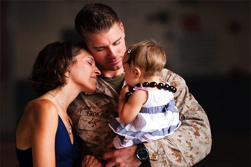 Military & First Responders Family Story Project