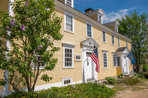 American Independence Museum in Exeter, NH | TheVoiceLibrary.net Partner